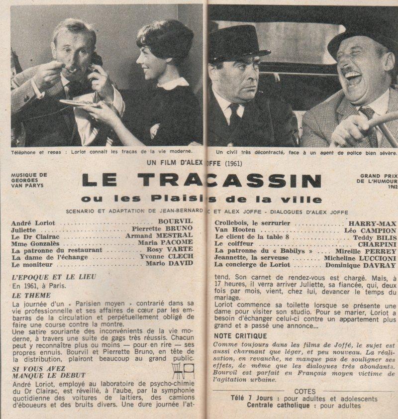TRACASSIN TÉLÉCHARGER LE