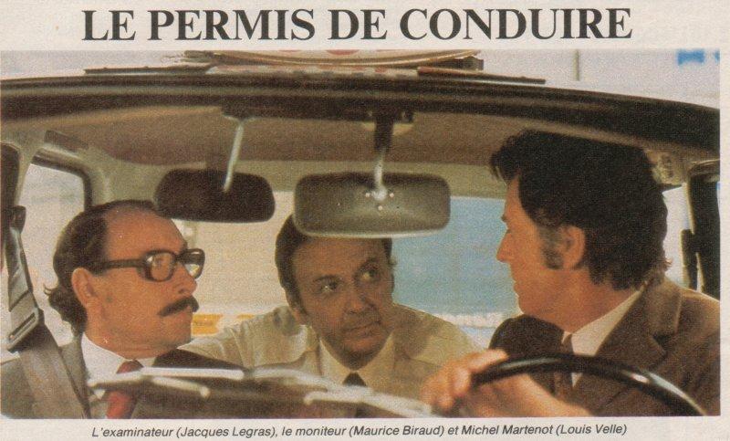 """Résultat de recherche d'images pour """"le permis de conduire film"""""""