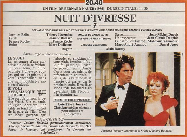 NUIT 1986 TÉLÉCHARGER DIVRESSE