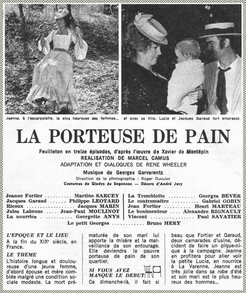 SARCEY DE PAIN PORTEUSE MARTINE TÉLÉCHARGER LA