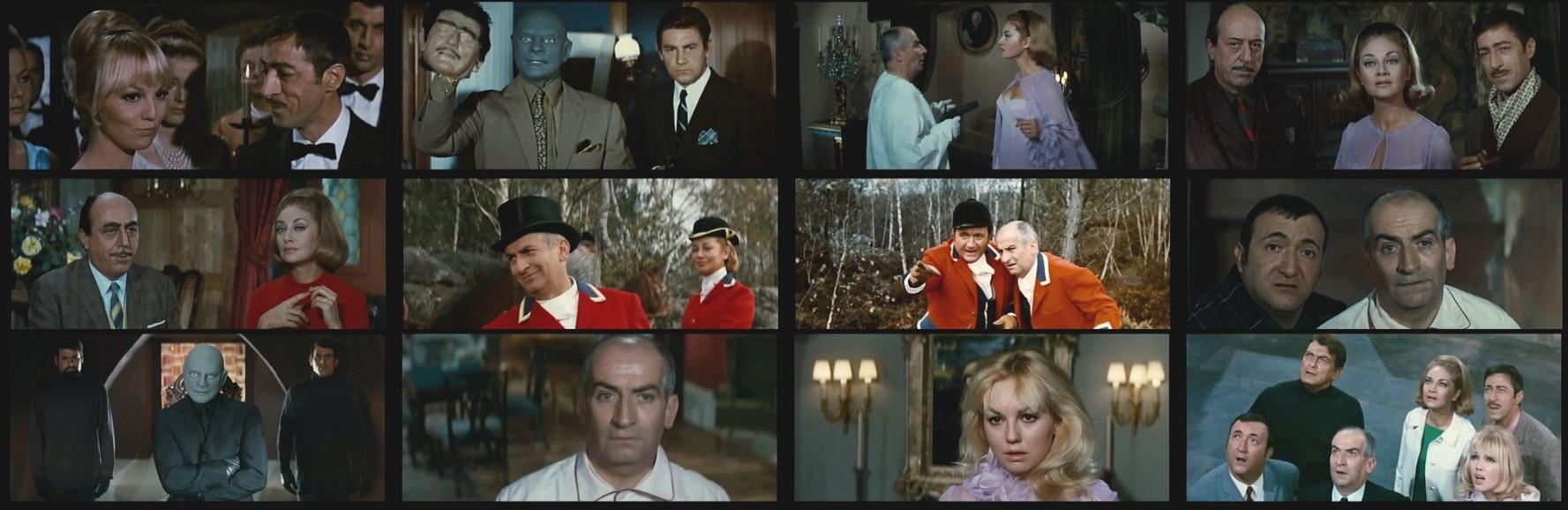 FILM CONTRE TÉLÉCHARGER YARD FANTOMAS SCOTLAND