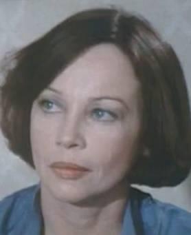 Leslie Caron dans Docteur Erika Werner