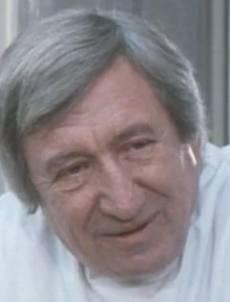 François Darbon dans Docteur Erika Werner