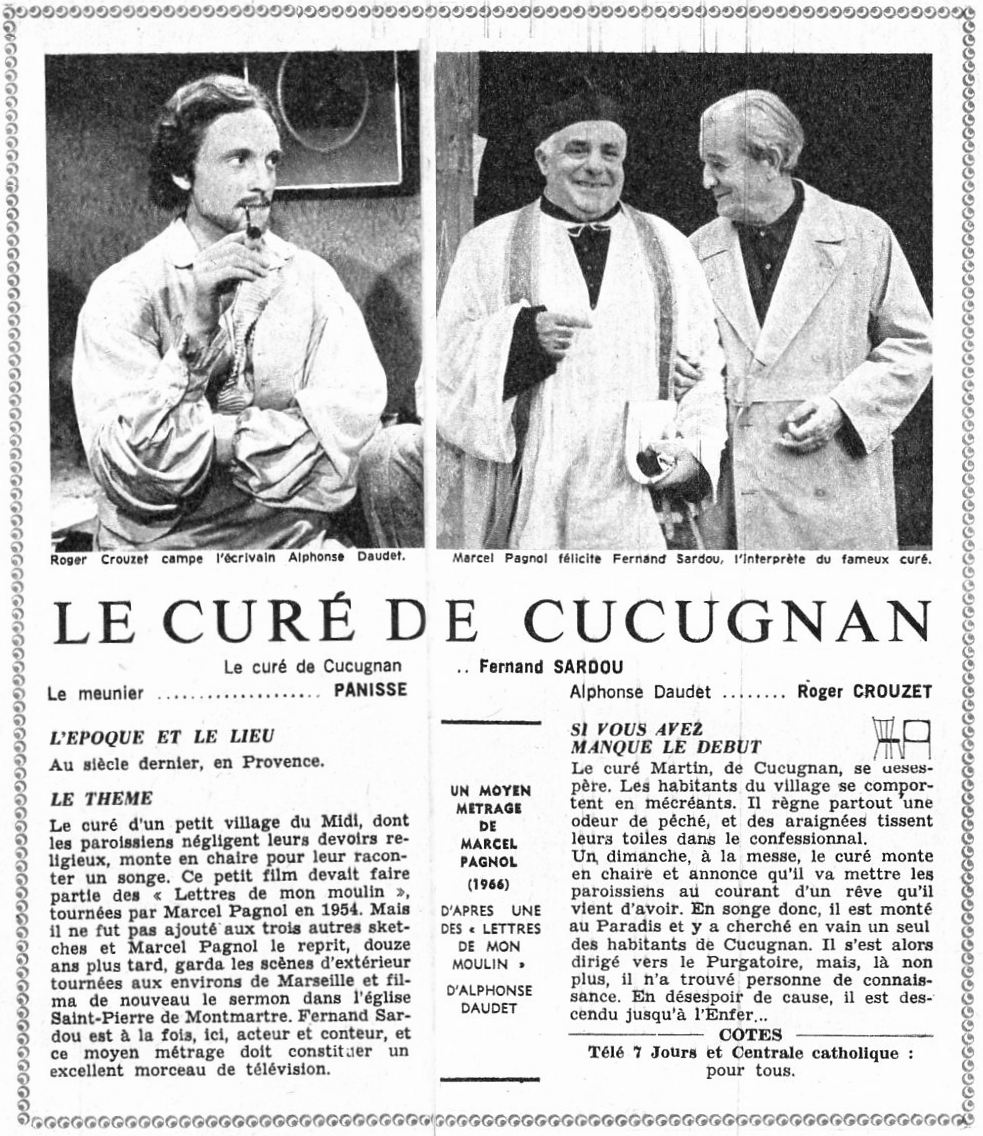 Le cure de Cucugnan